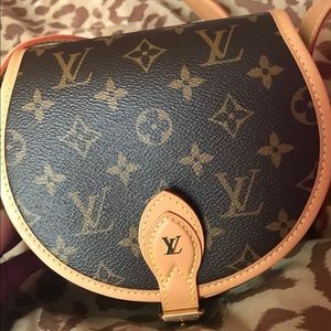 Authentic Louis Vuitton Tambourin new